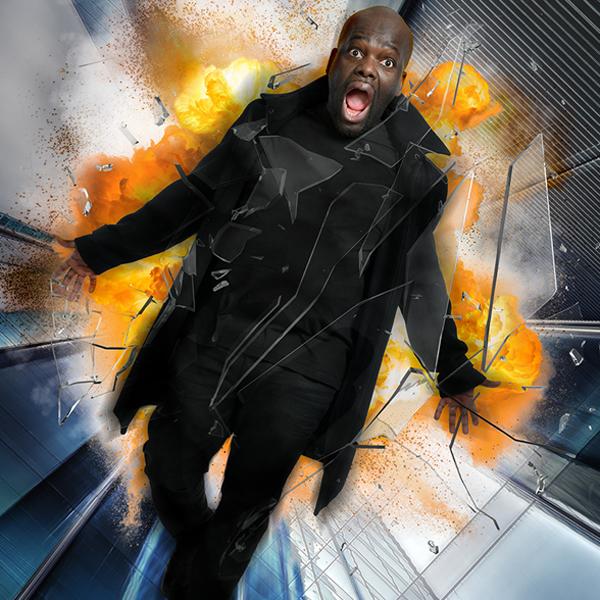 Funny Way To Be Comedy - Daliso Chaponda: Blah Blah Blacklist  (£15.00) 14+ banner image