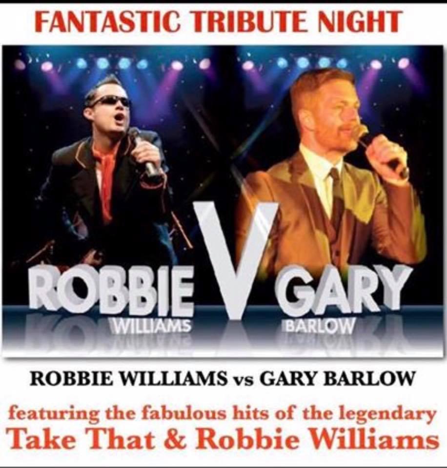 Robbie ~vs~ Gary '19 banner image