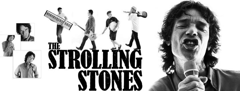 The Strolling Stones banner image
