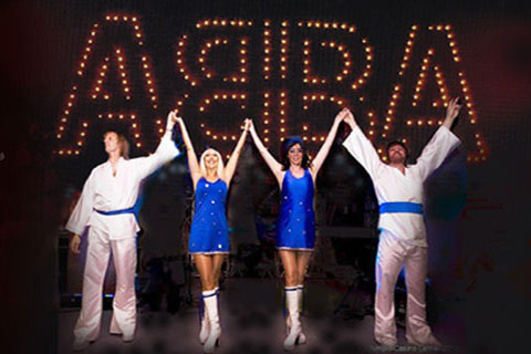 ABBA's Angels banner image