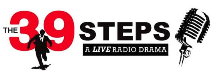 The 39 Steps - A live radio Drama banner image