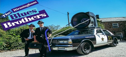 The Birmingham Blues Brothers banner image