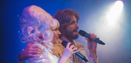 Dolly Parton & Kenny Rogers banner image