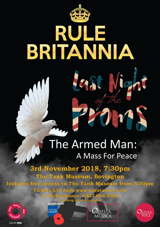 Rule Britannia: Last Night of the Proms