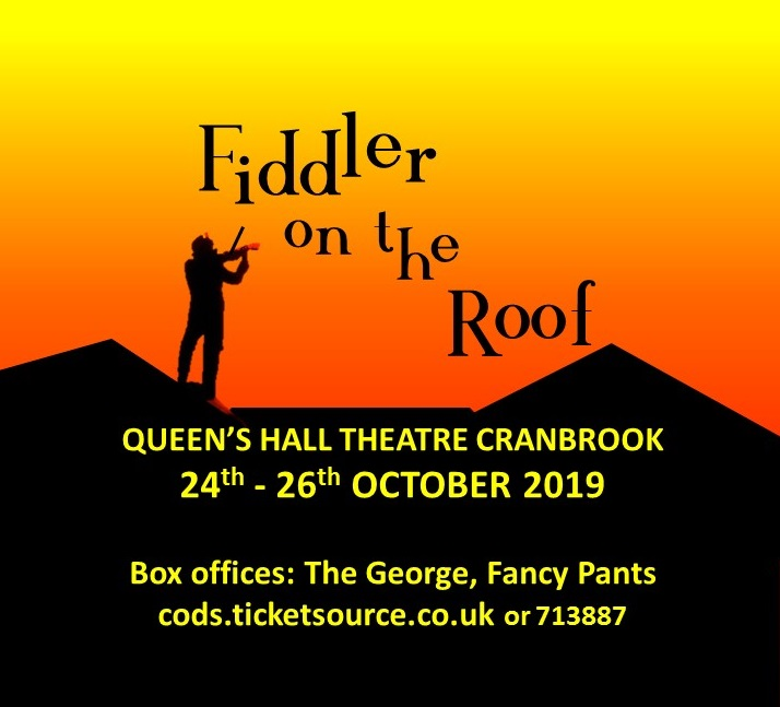 Fiddler on the Roof banner image