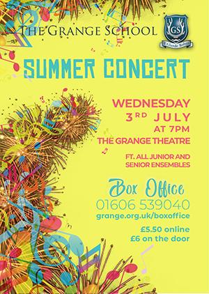 Summer Concert banner image