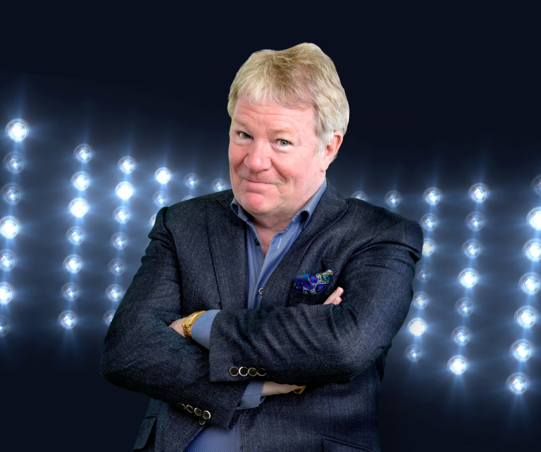 Jim Davidson- 'The People Fight Back' banner image