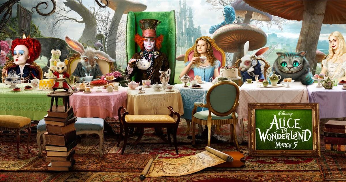Family Cinema at the Halls - Alice in Wonderland (PG) banner image