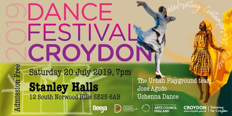 Dance Festival Croydon 2019 banner image