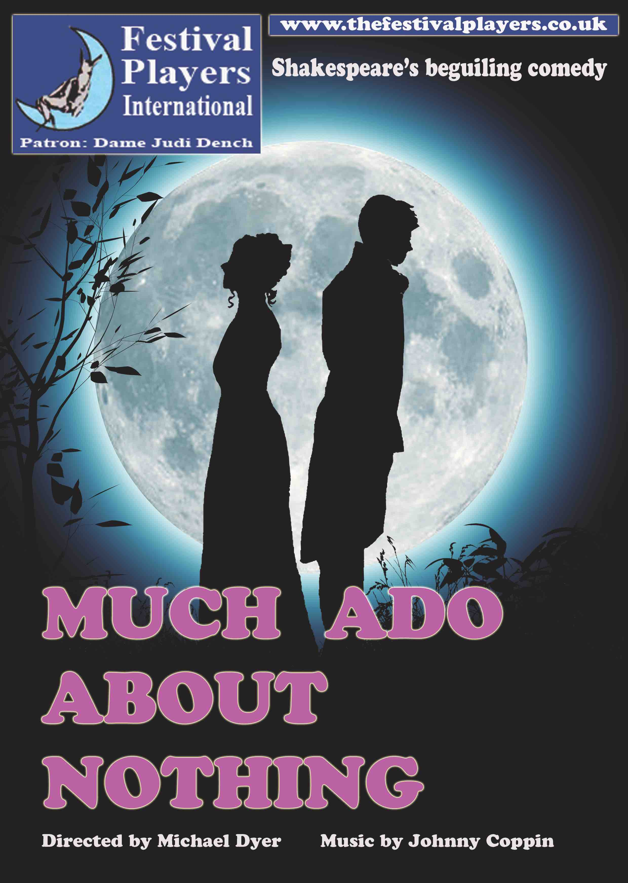 Much Ado About Nothing - William Shakespeare banner image
