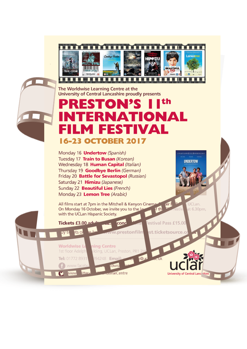 Festival Pass 16 - 23 October at Mitchell & Kenyon Cinema - Foster