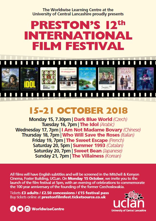 Festival Pass 15-21 October at Mitchell & Kenyon Cinema - Foster