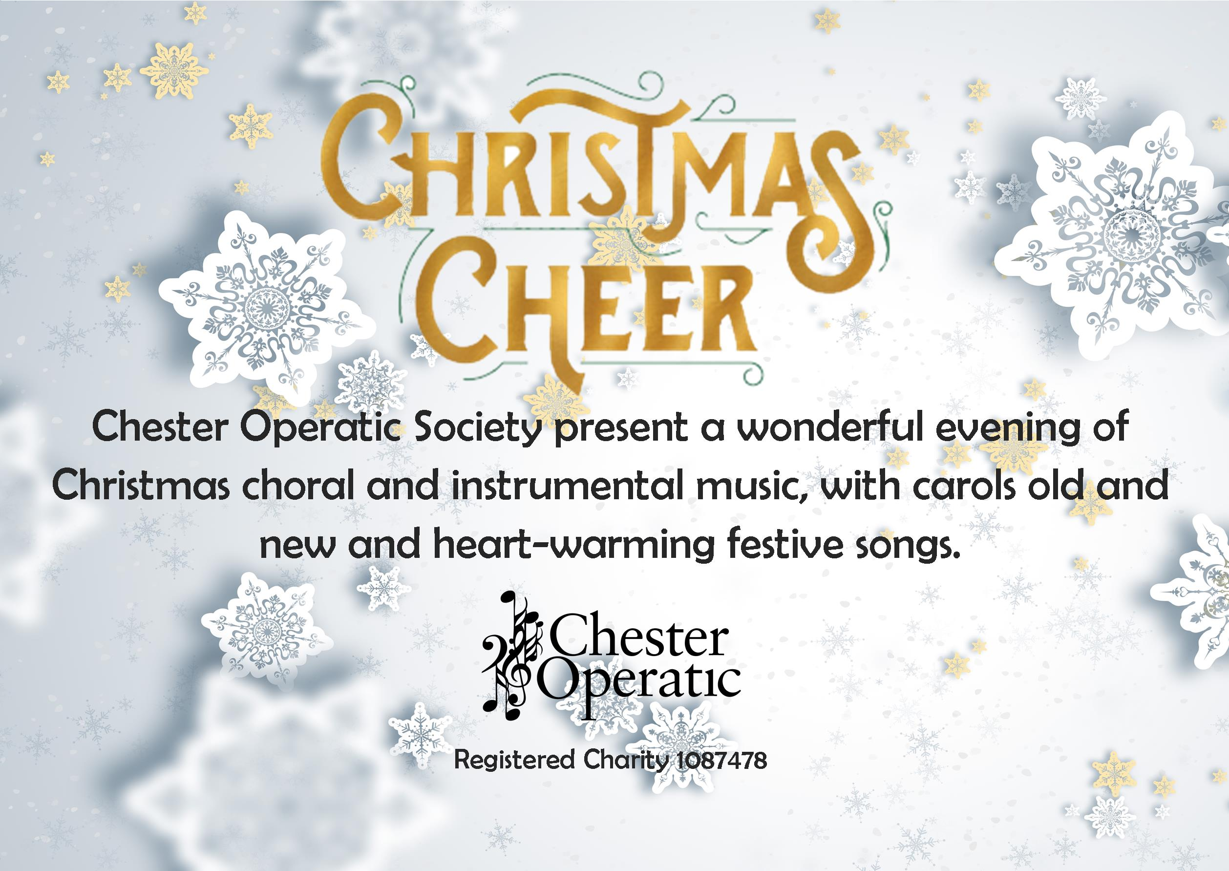Christmas Cheer at St. Mary\'s Without-the-Walls event tickets from ...