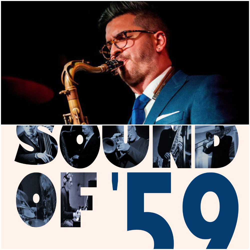 "LJF: Adrian Knowles and ""Sounds of '59"" + Leo Richardson Quartet banner image"