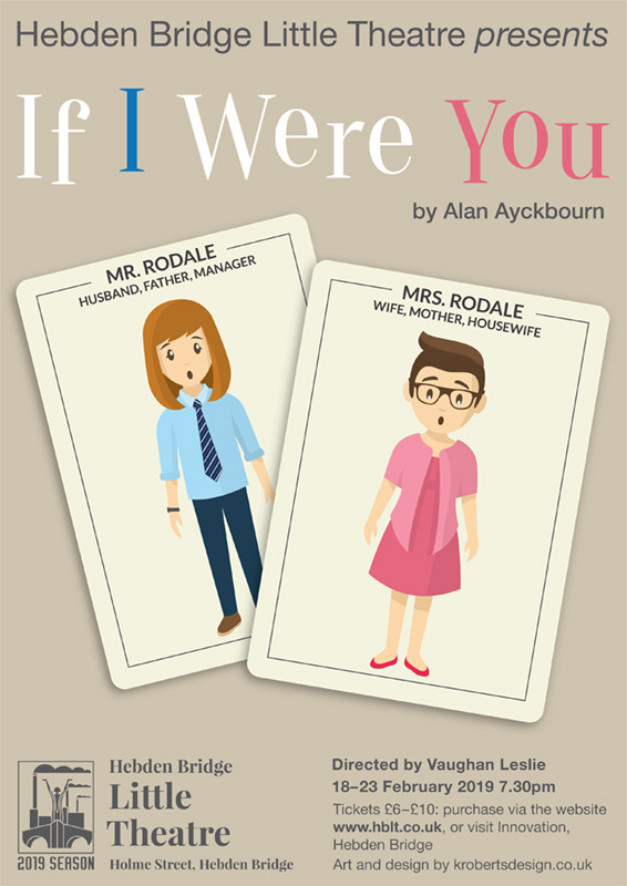 if i were you by alan ayckbourn at hebden bridge little theatre