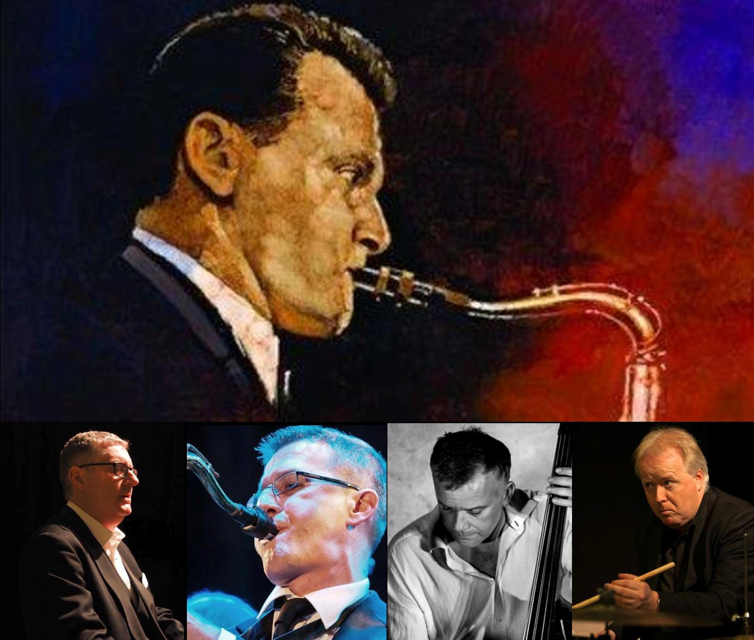 Chris Ingham Quartet featuring Mark Crooks - Getz: A Musical Portrait banner image
