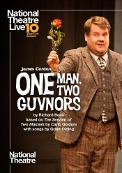 One Man, Two Guvnors (NT Live Encore) banner image