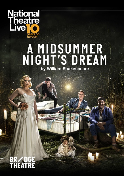 A Midsummer Night's Dream (NT Live - As Live) banner image