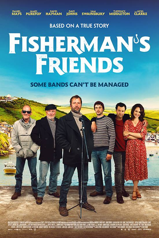 Fisherman's Friends banner image