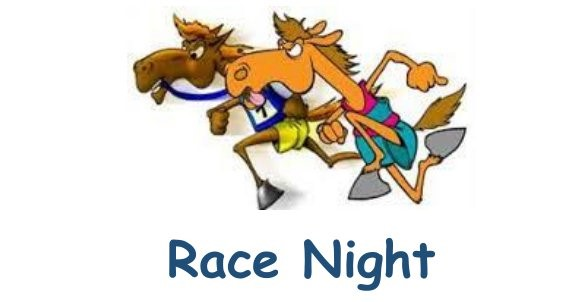 Family Race Night banner image