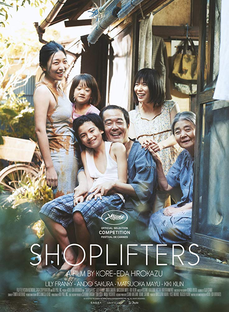 SHOPLIFTERS (15) - 2018 Japan 121 min - Japanese with