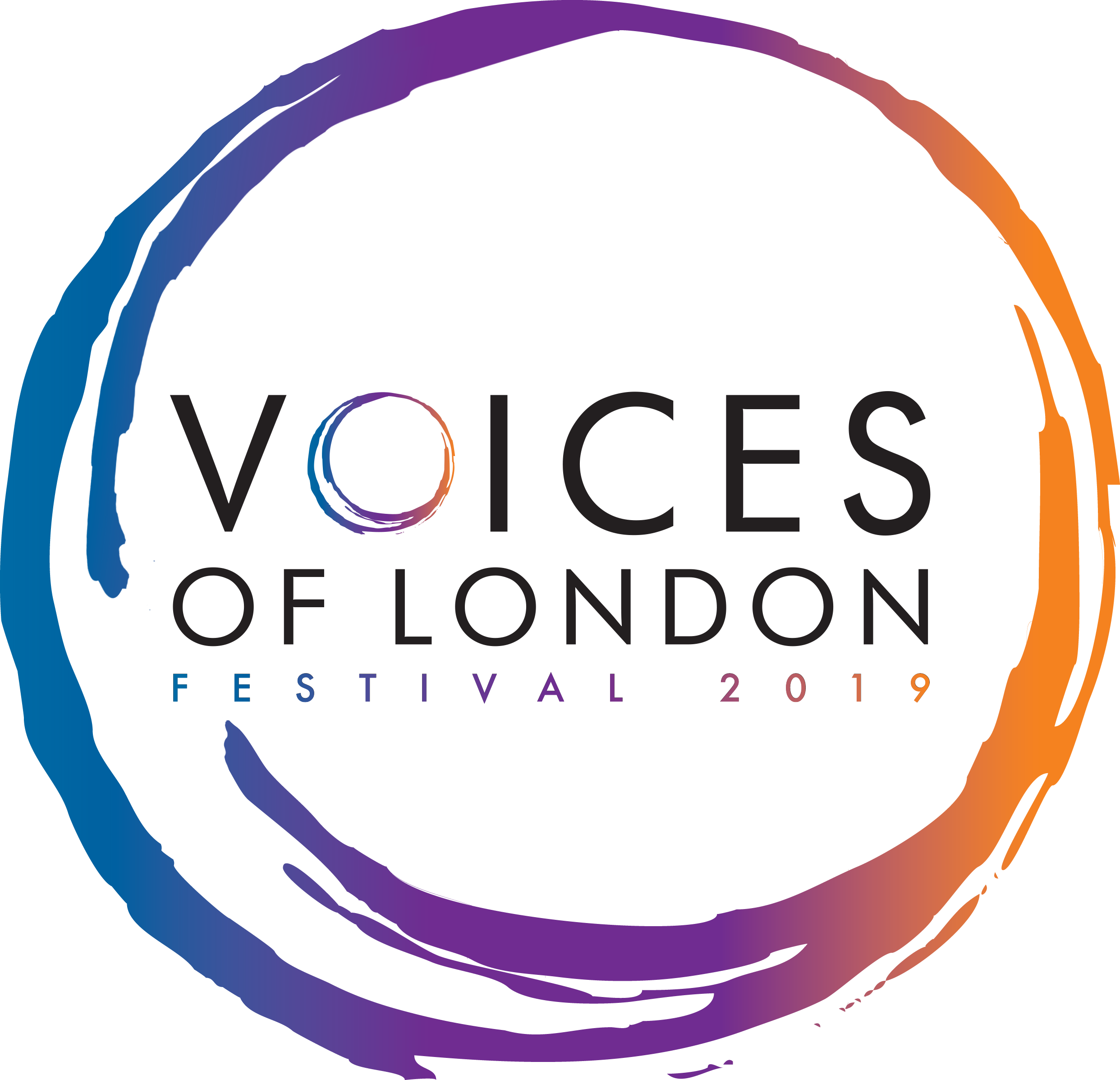 Voices of London 2019: FESTIVAL PASS banner image