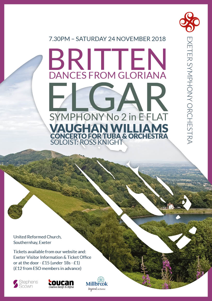 Exeter Symphony Orchestra - Winter Concert at Southernhay United