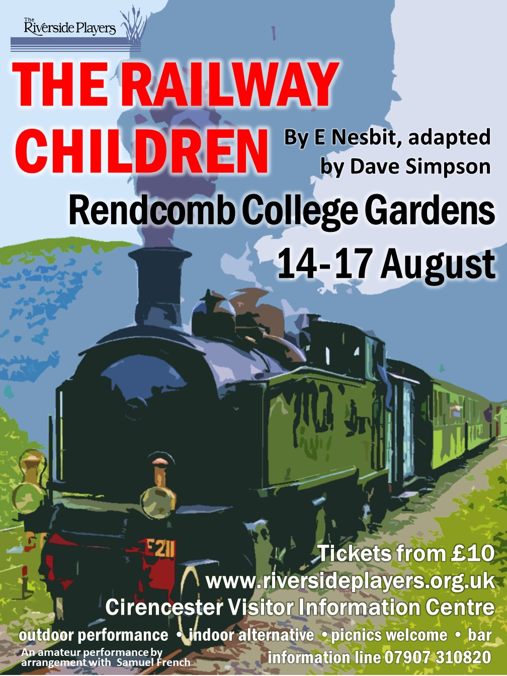 The Railway Children banner image
