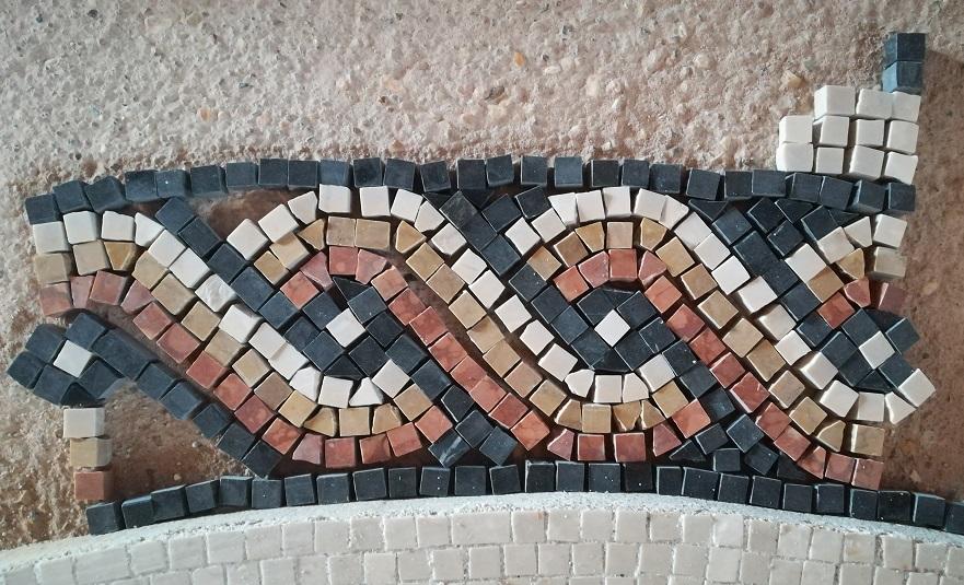 Roman mosaic banner image