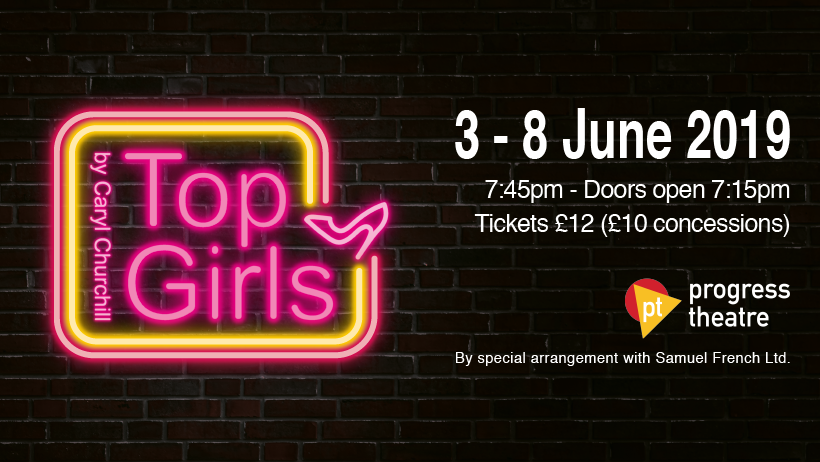 Top Girls banner image