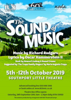 The Sound of Music banner image