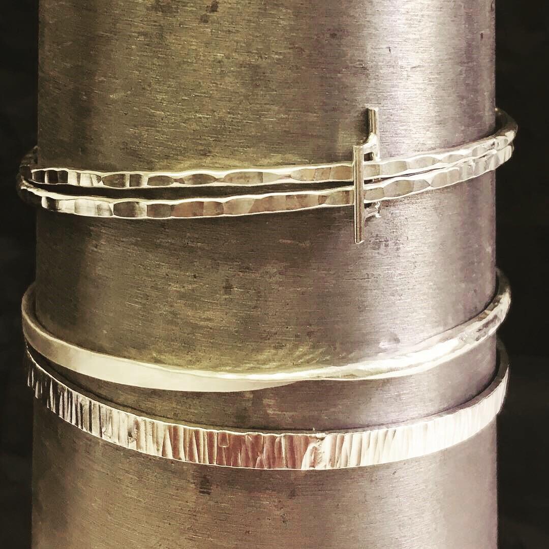 Make a Silver Bracelet banner image