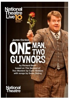 One Man, Two Guvnors (National Theatre LIVE) - an artsLIVE Screening banner image