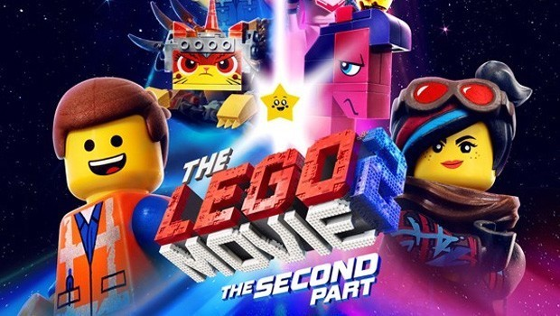 The Lego Movie 2 (2019) | U | 1h 47mins | banner image