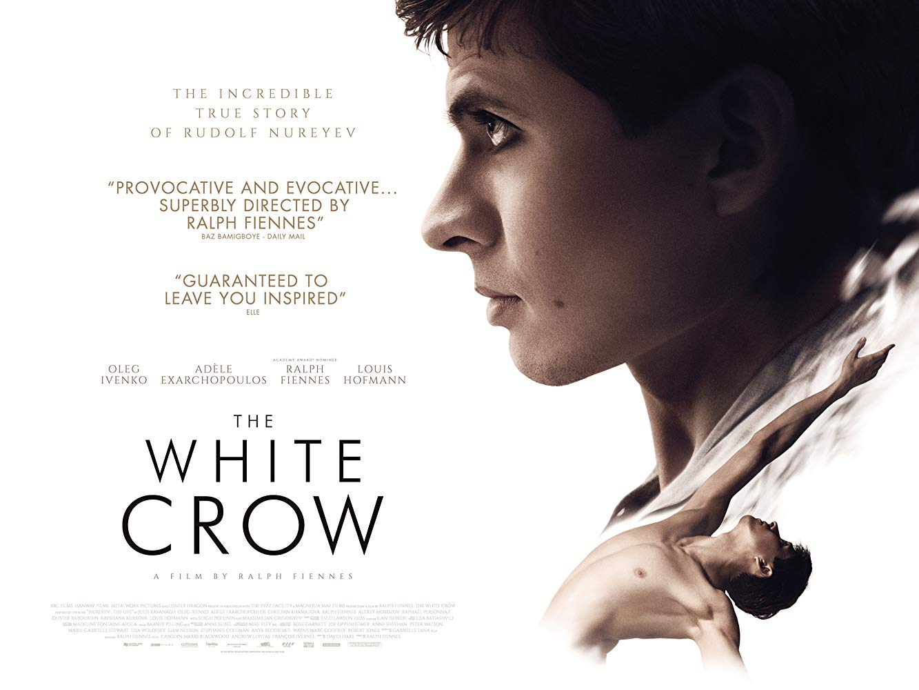 The White Crow (2018)   12A   2h 7mins   banner image