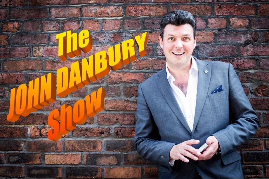 The John Danbury Show banner image