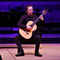Lunchtime Recital with Stuart Ironside (Guitar) banner image