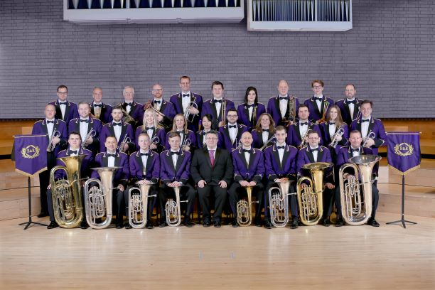 Brighouse and Rastrick Band banner image