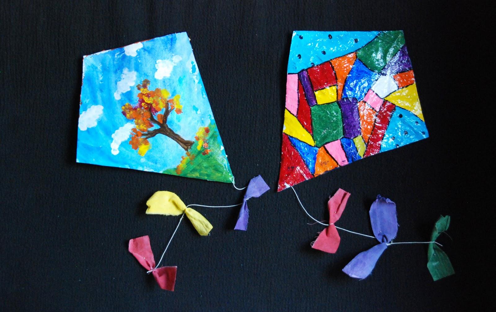 Kite & Puppet Making Workshop banner image