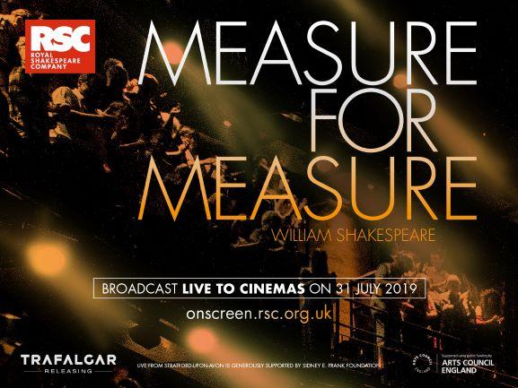 RSC Live - Measure for Measure banner image