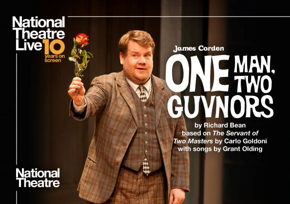 National Theatre Live: One Man Two Guvnors banner image