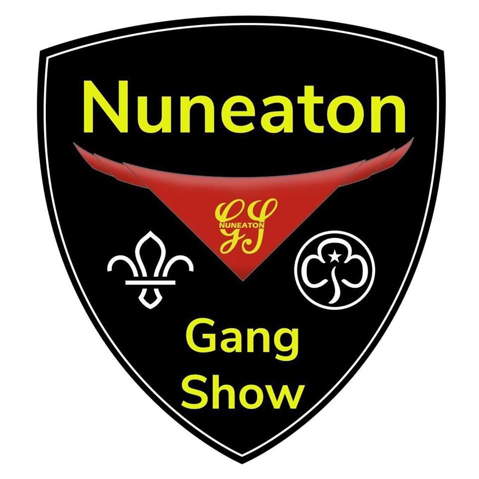 Nuneaton Gang Show 2020 banner image