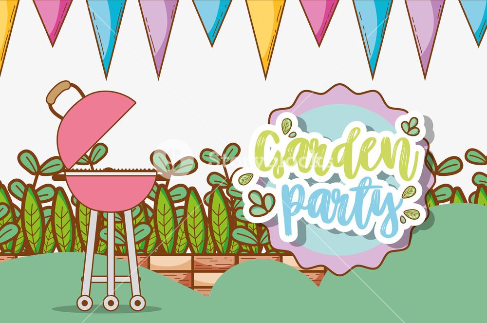Volunteers and Members Summer Garden Party banner image