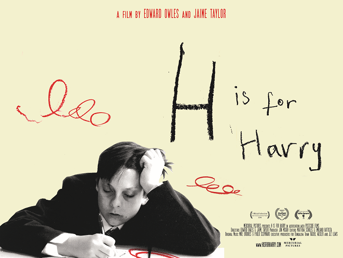 H is for Harry (12A) plus Q&A banner image