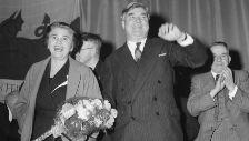 Partneriaeth dau wleidydd nodedig o 1934 i 1960: Priodas Jennie Lee ac Aneurin Bevan