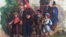 POVERTY, PIETY AND POLITICS: CONFLICTING REALITIES IN A CENTURY OF WELSH PAINTING