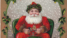 Curators Present: Planes, Trains and Automobiles - the Evolution of the Christmas Card