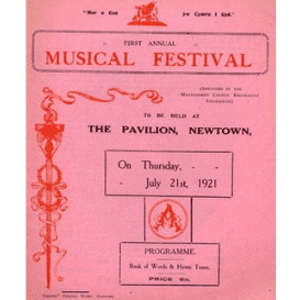 'Full of glorious possibilities': One hundred years of the Montgomery County Music Festi