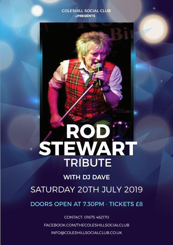 Rod Stewart banner image
