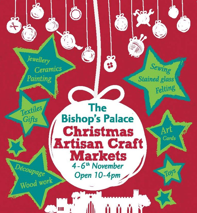 Christmas Artisan Craft Markets  November